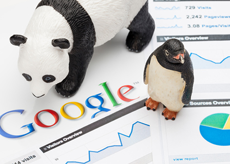 Google-Panda-Penguin-Updates